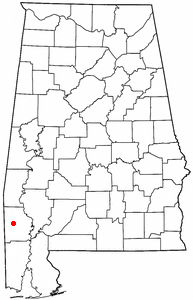 Loko di Chatom, Alabama