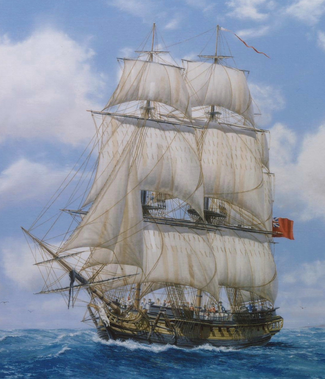 HMS Melampus (1785) - Wikipedia