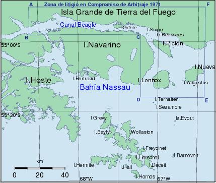 Conflicto del Beagle - Wikipedia, la enciclopedia libre