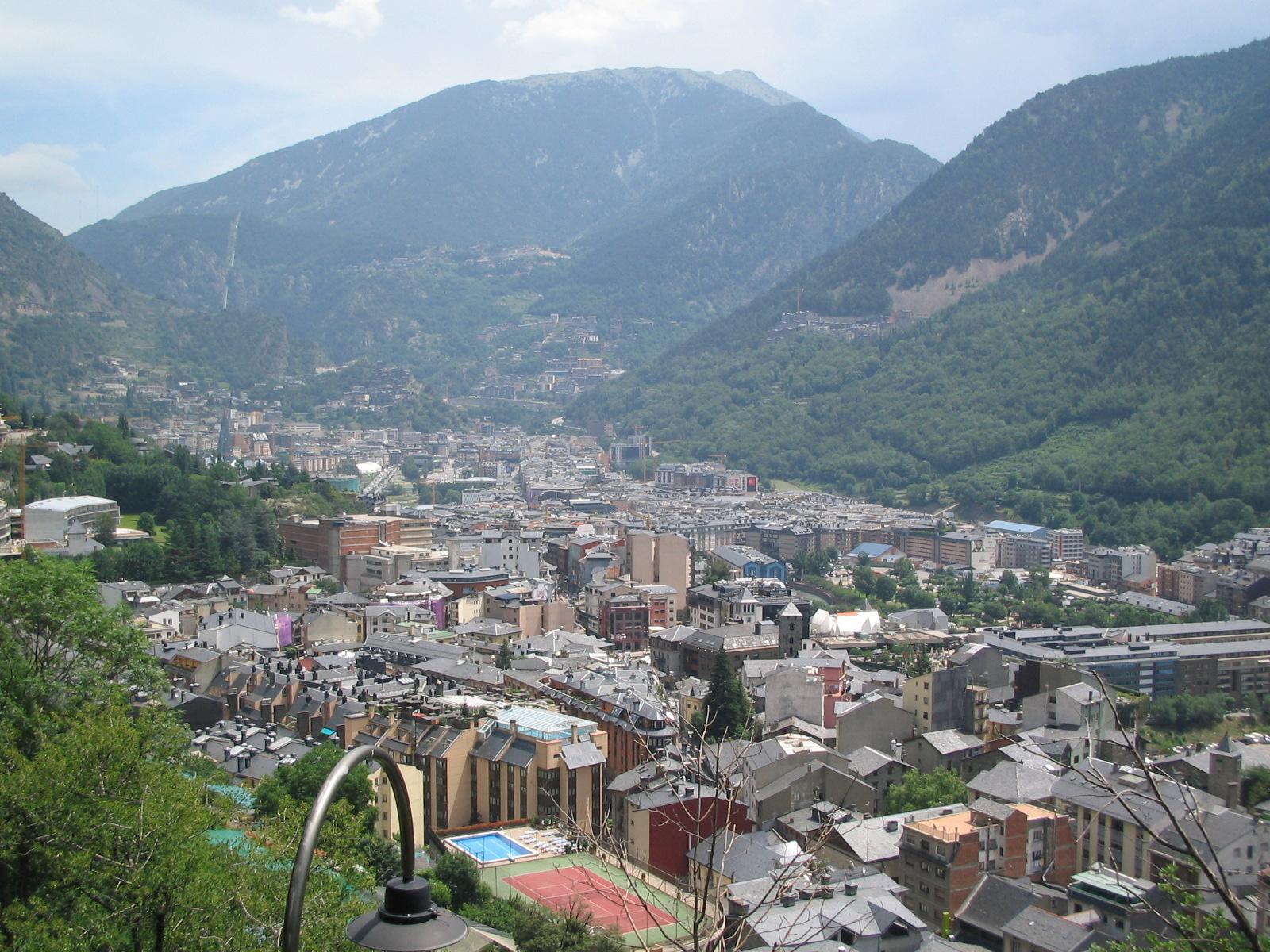 Andorra La Vella Andorra  city pictures gallery : Andorra la Vella city, Andorra open thread Page 5 SkyscraperCity