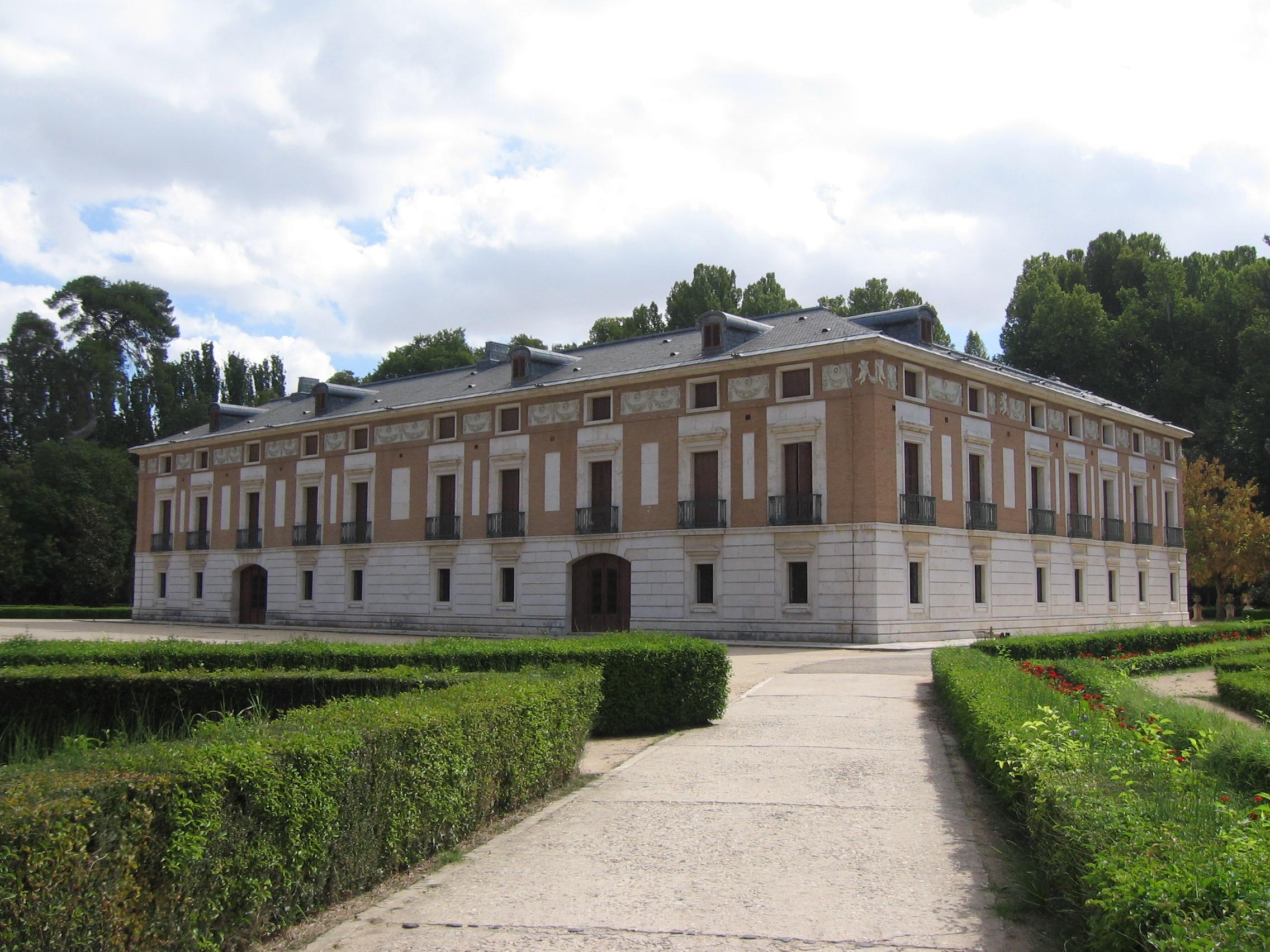 La real casa del labrador en aranjuez blog de viajes for La casa del retal