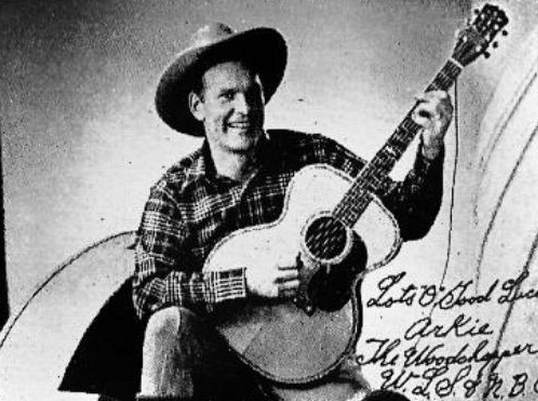 Arkansas Woodchopper - The Last Great Roundup / Cowboy Jack