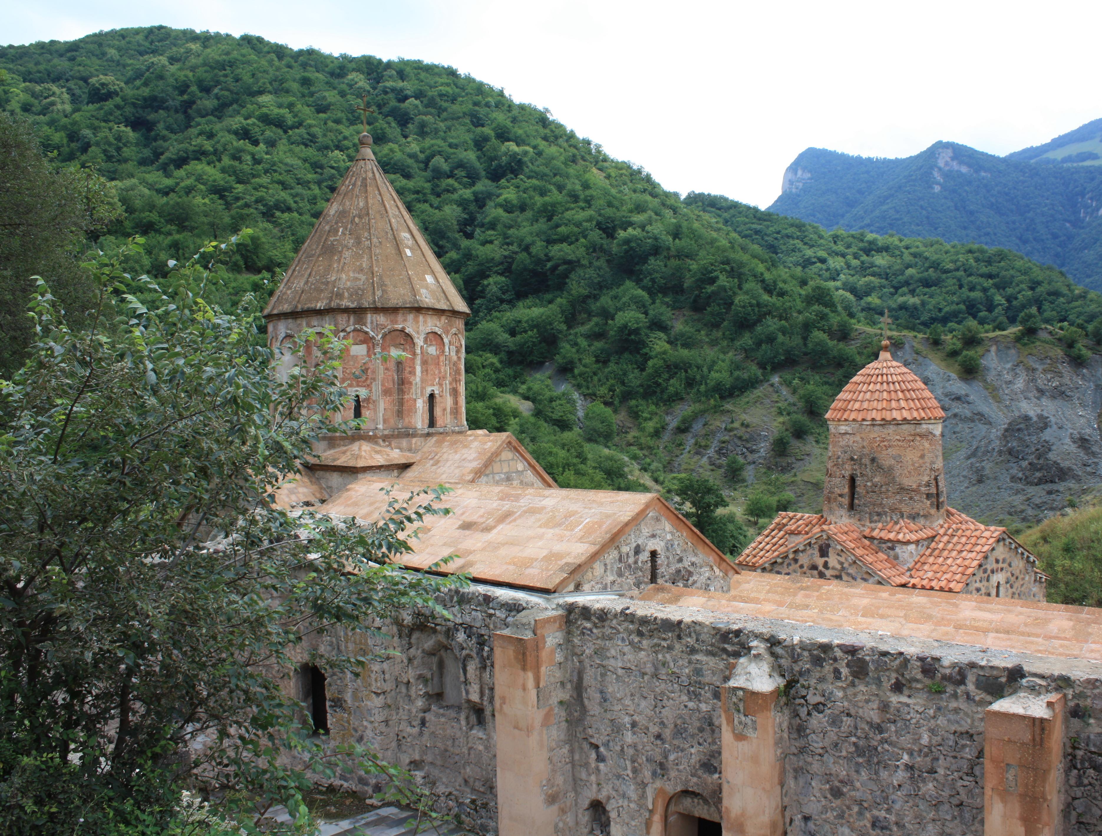 Dadivank (Photo: Wikimedia Commons)