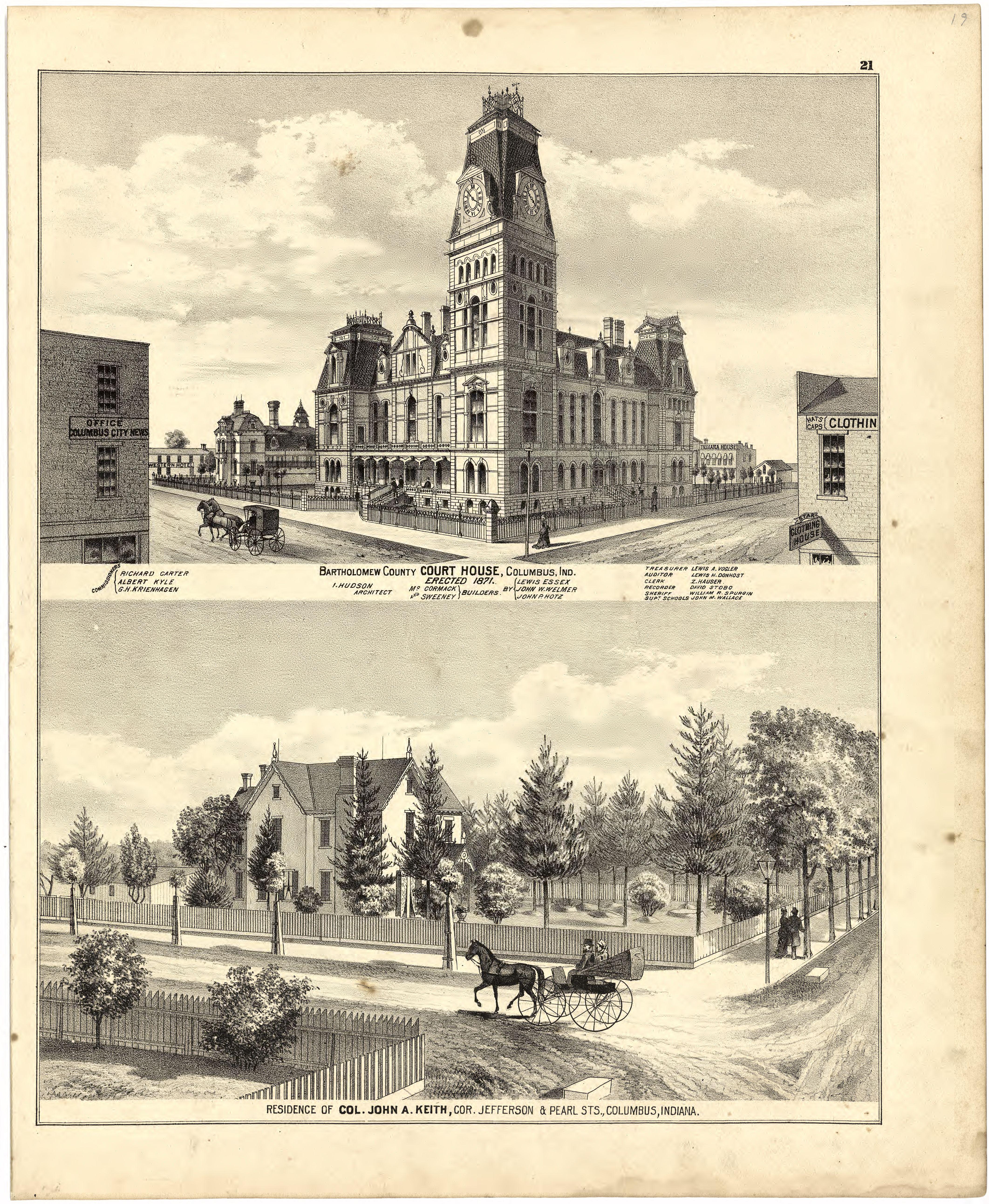 Bartholomew Indiana