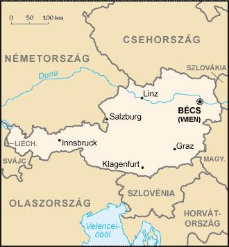 ausztria térkép Sablon:Ausztria térkép – Wikipédia