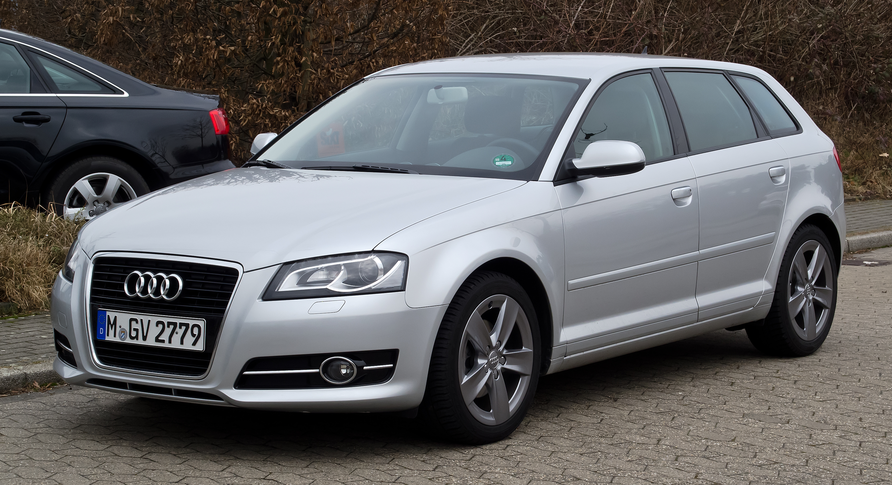 file audi a3 sportback tdi ambition 8pa 3 facelift. Black Bedroom Furniture Sets. Home Design Ideas
