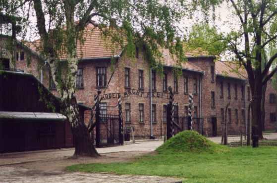 Auschwitz I Stammlager 2001 01
