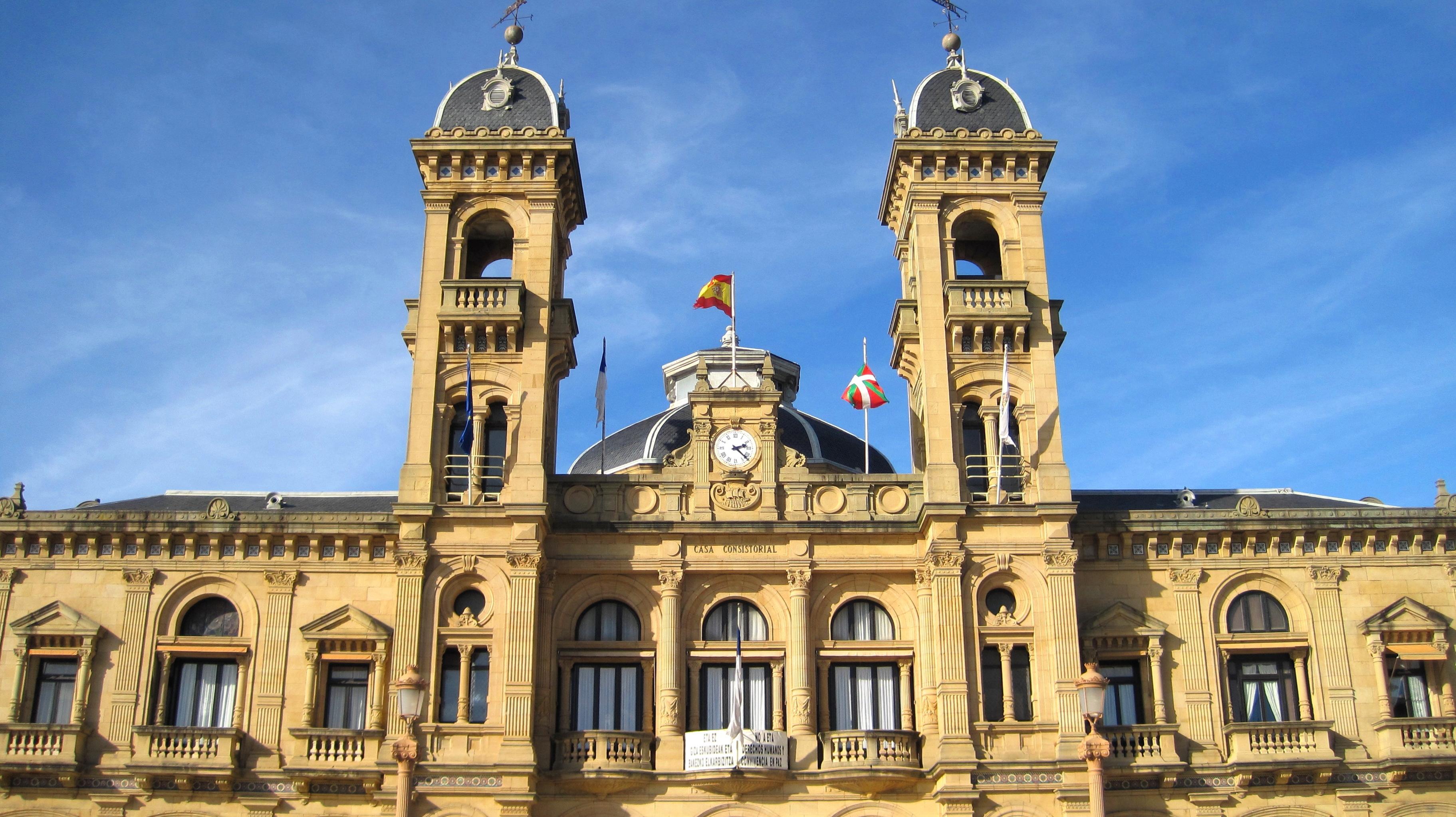Ayuntamientos de Gipuzkoa