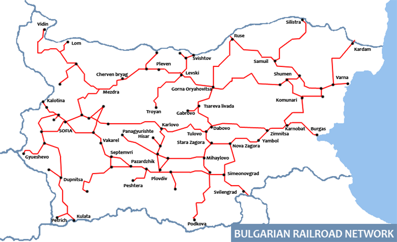 transport infrastructure in romania and bulgaria Transport priorities in bulgaria: harmonization with eu legislation and regulations infrastructure development implementation of structural reform and privatization.