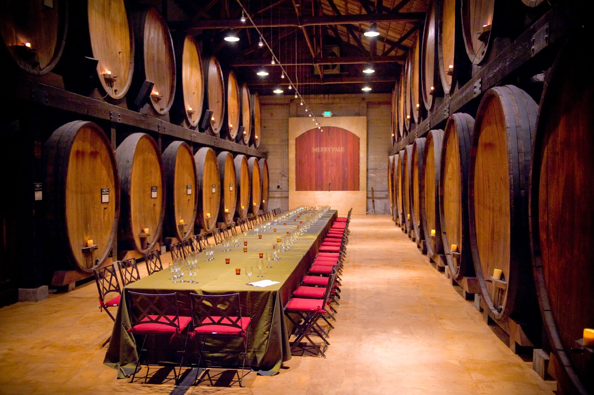 File:Barrel room at Merryvale.jpg - Wikimedia Commons