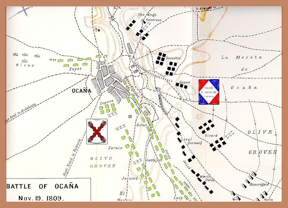 Battle Of Ocana Wikipedia