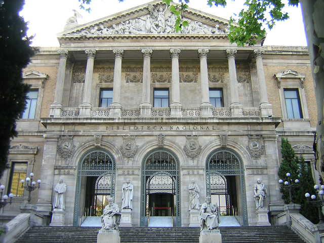 [[Biblioteca Nacional de España