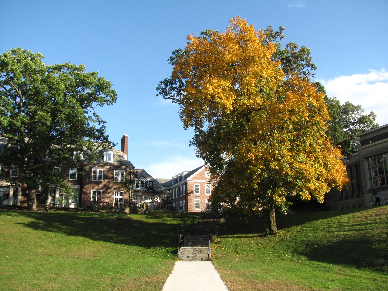 Boston College Campus Video Tour