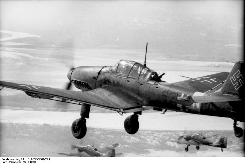 Ju 87 (航空機)の画像 p1_26