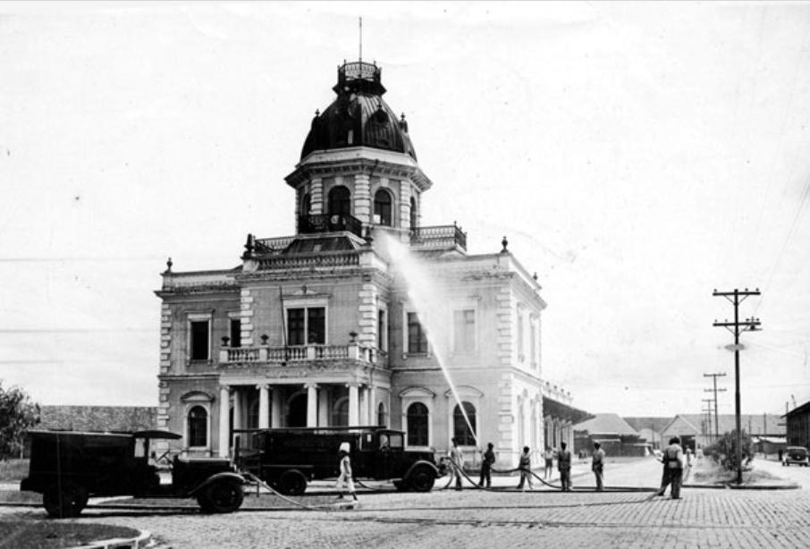 Fotos antigas da cidade de paranagua