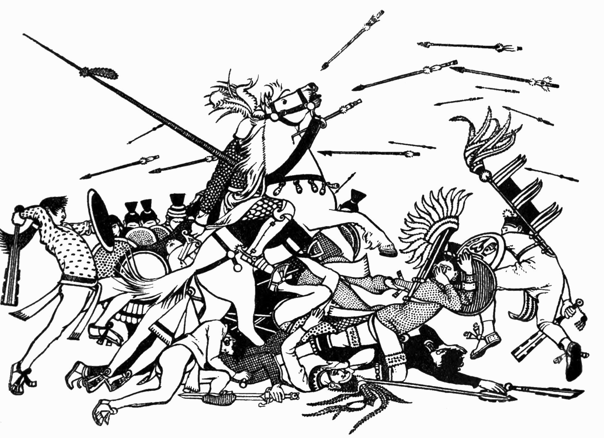 conquest of mexico The conquest of mexico is one of the most significant and important events in the western hemisphere not only was one of the greatest indian civilizations left in ruins, but the spanish.
