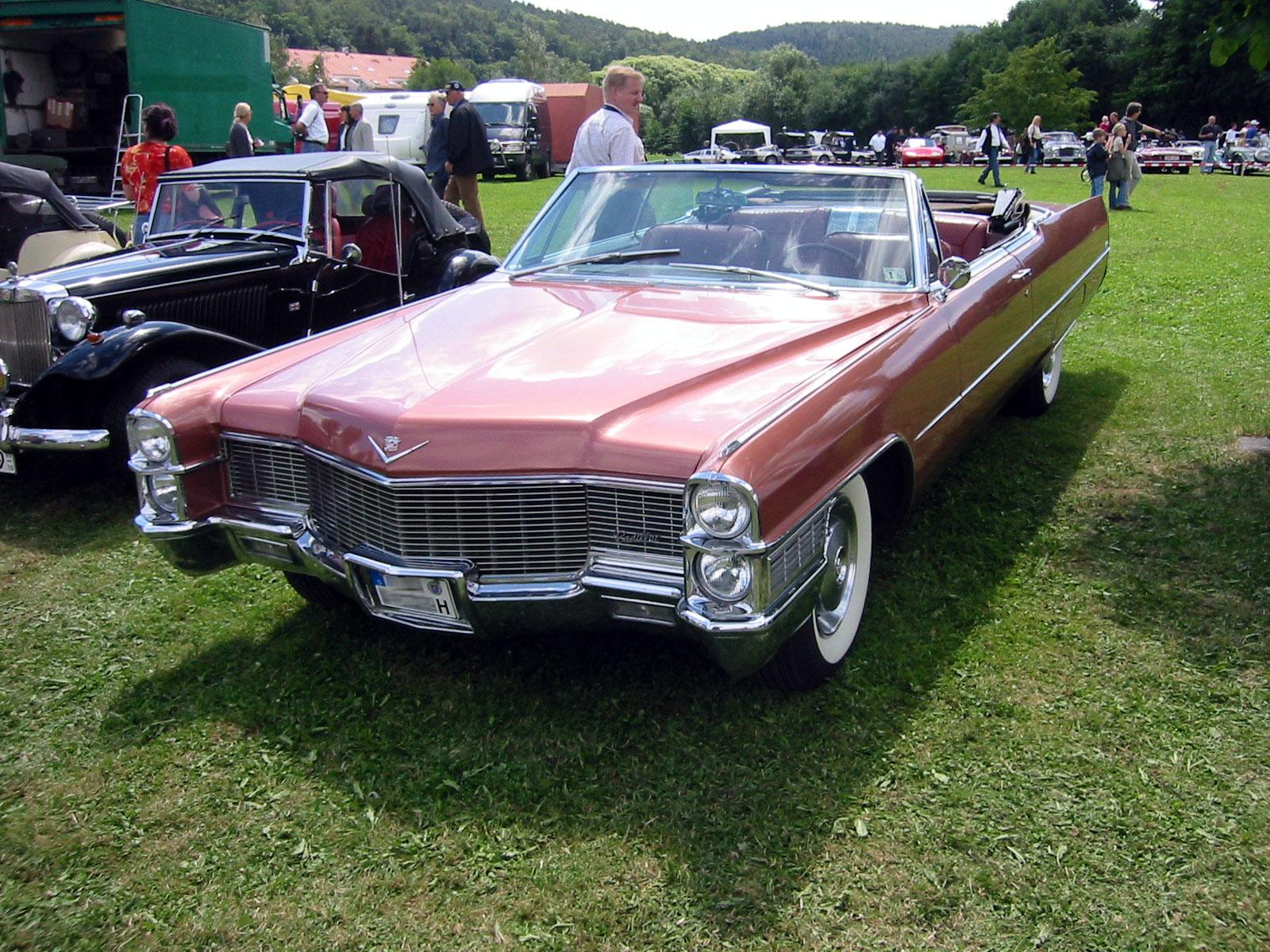 Fichier Cadillac Deville Convertible 1965 1968 Jpg Wikip 233 Dia