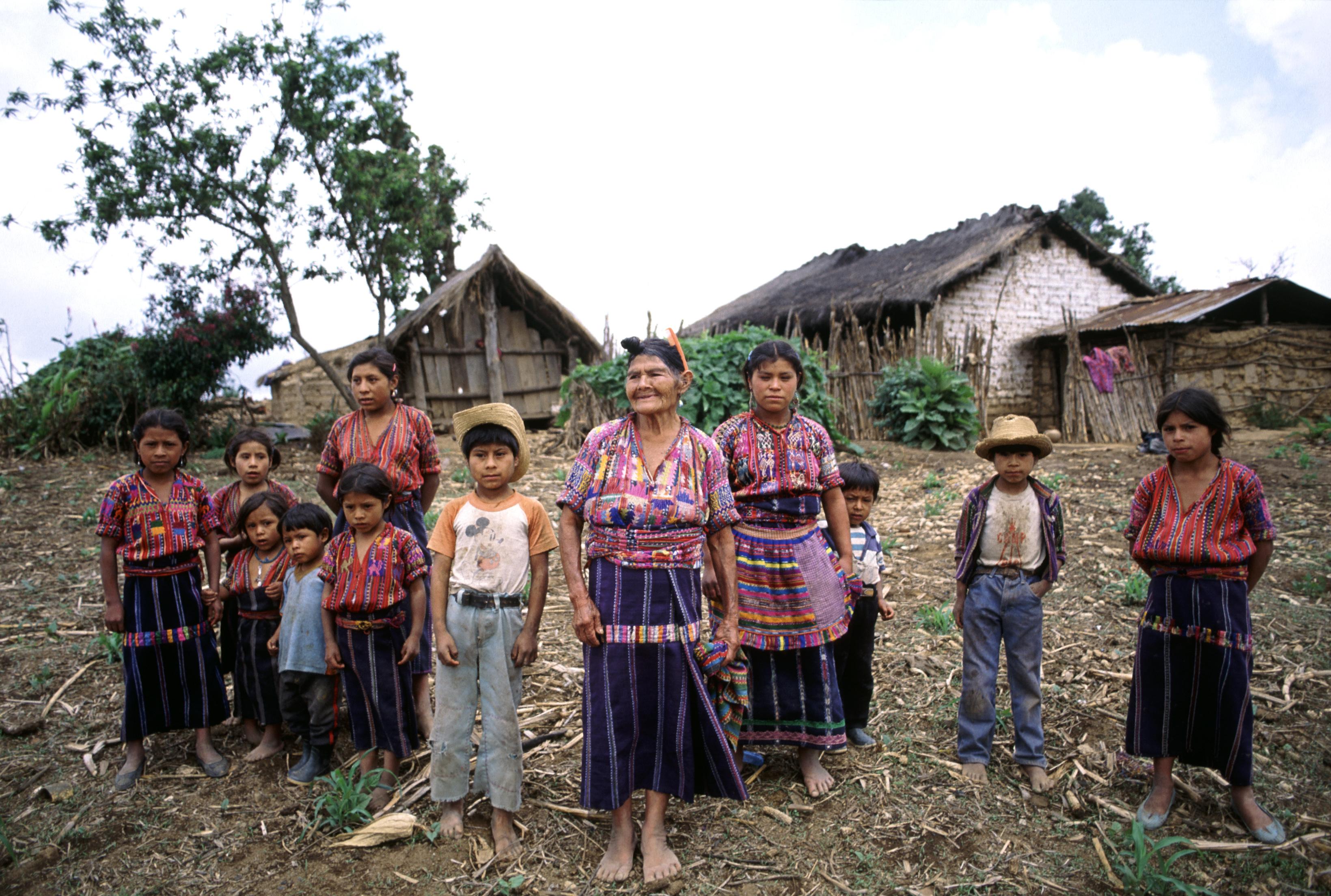 Kaqchikel family
