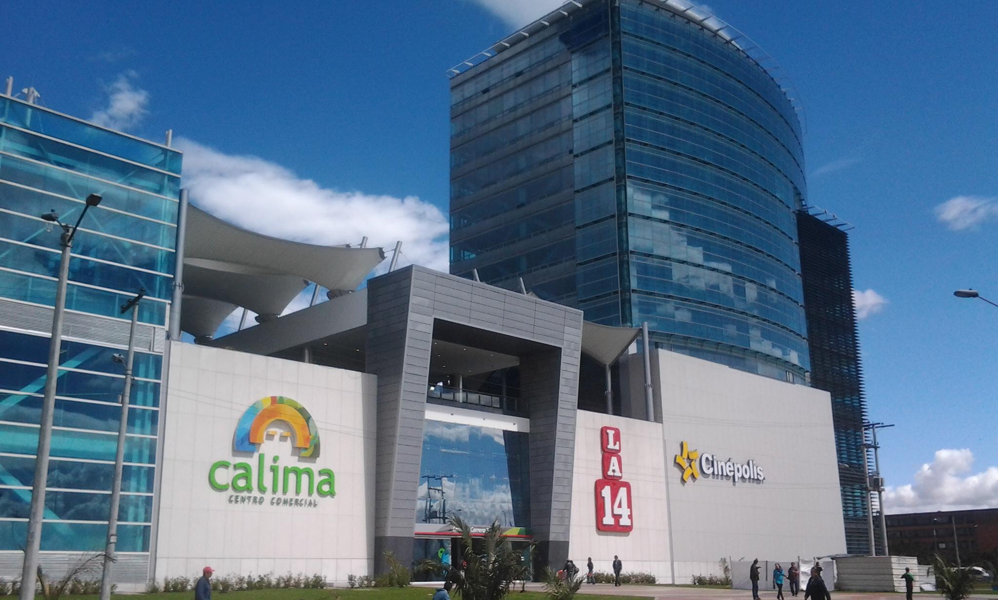 Centro comercial calima wikiwand - Centro comercial moda shoping ...