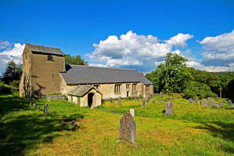 Cartmel Fell Church - geograph.org.uk - 2035718