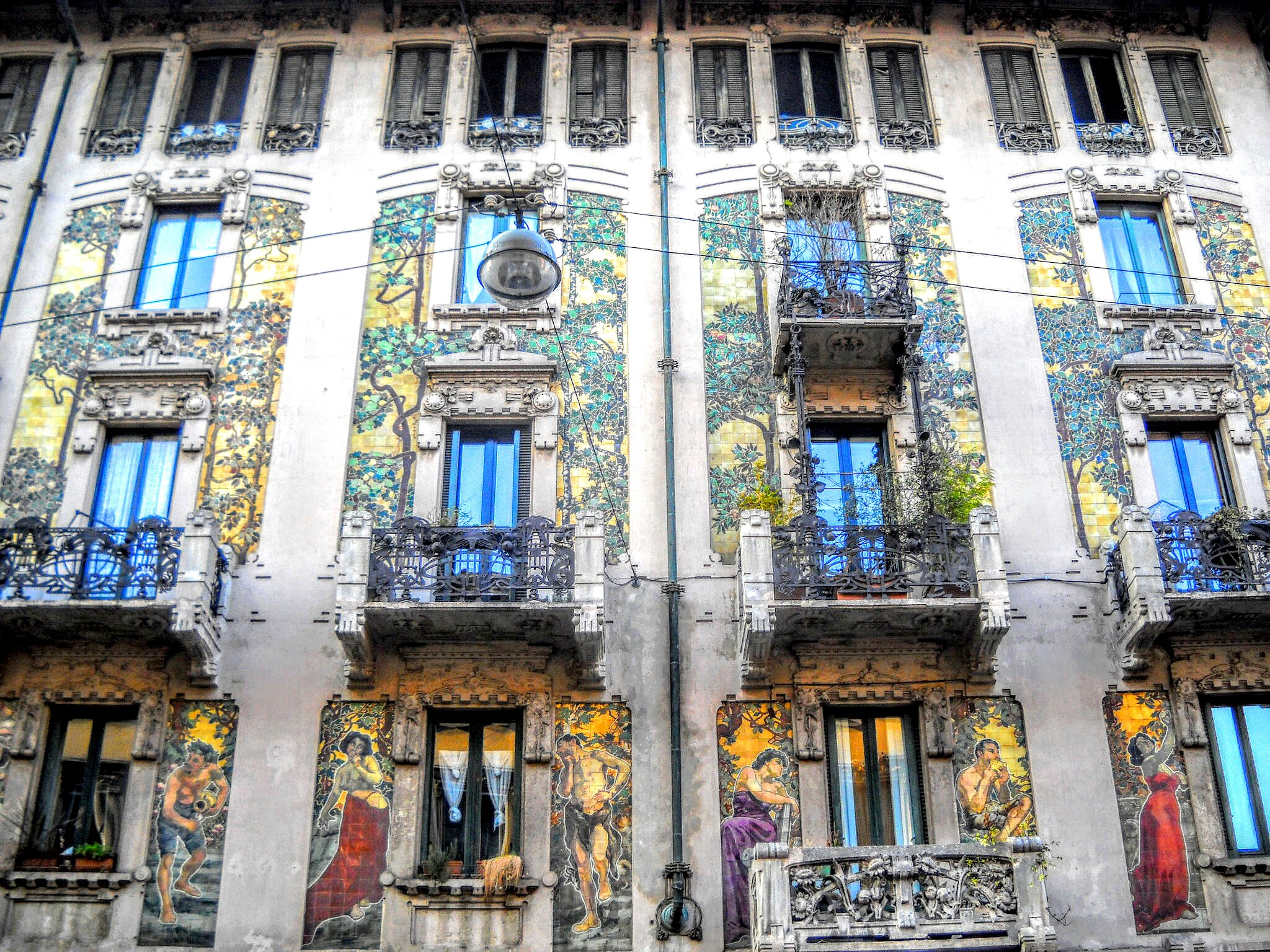Liberty a Milano - Wikiwand