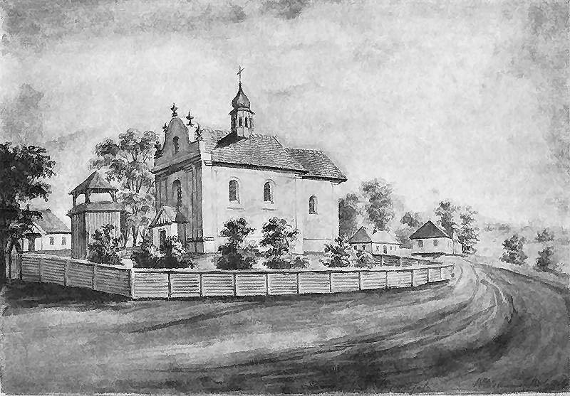 Николаевская церковь, Наполеон Орда