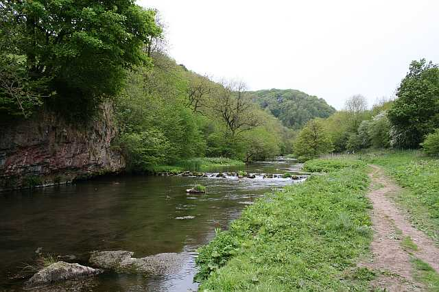 Chee Dale - geograph.org.uk - 1247317