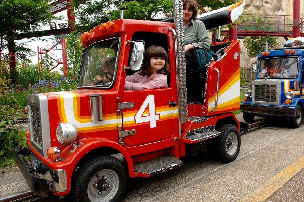 Tiny Truckers - Wikipedia