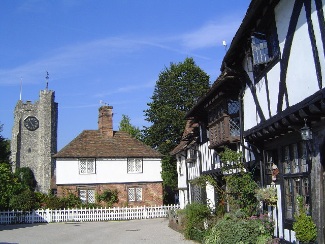 Chilham - geograph.org.uk - 48121