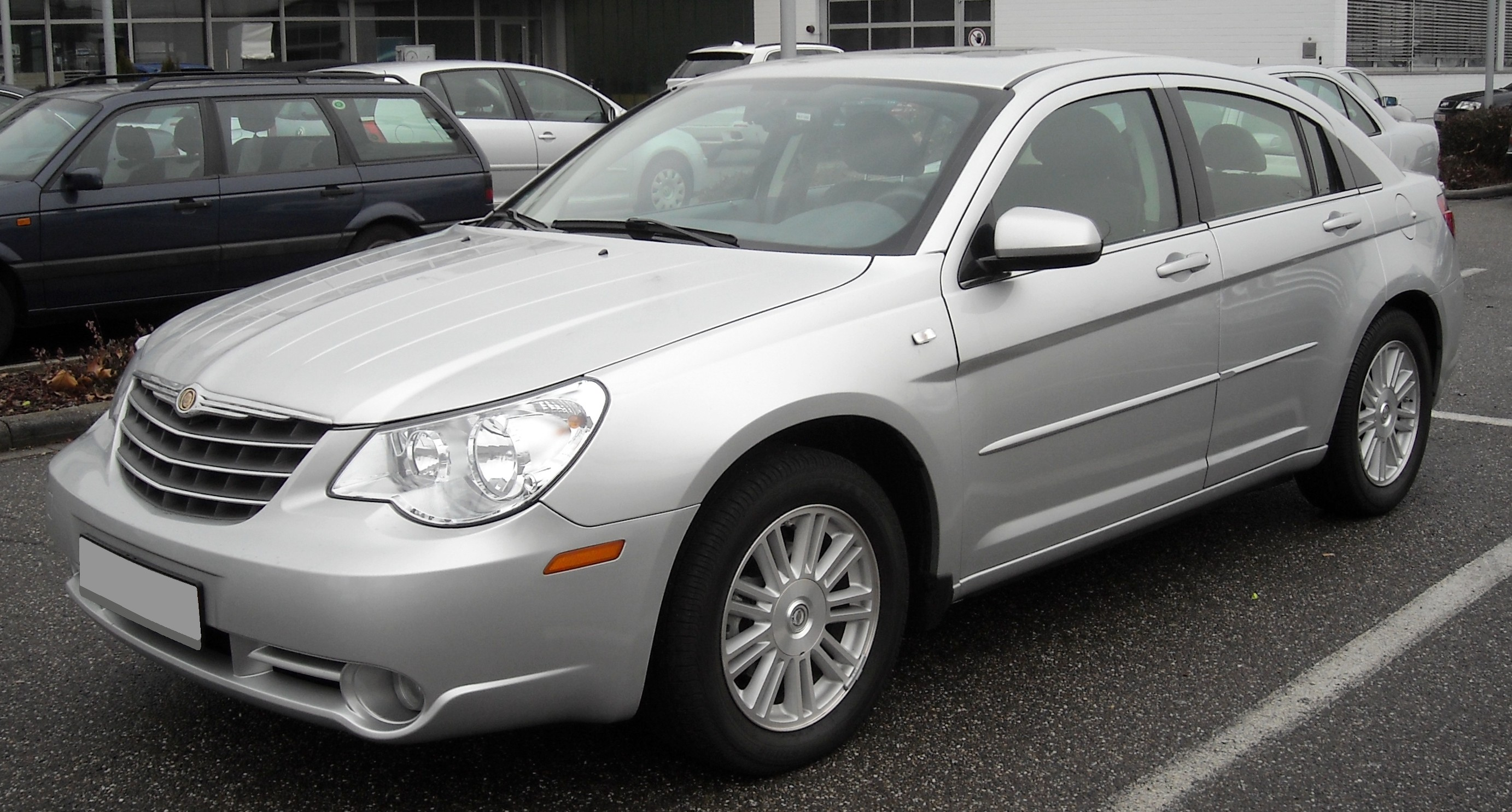 2009 Chrysler sebring uk