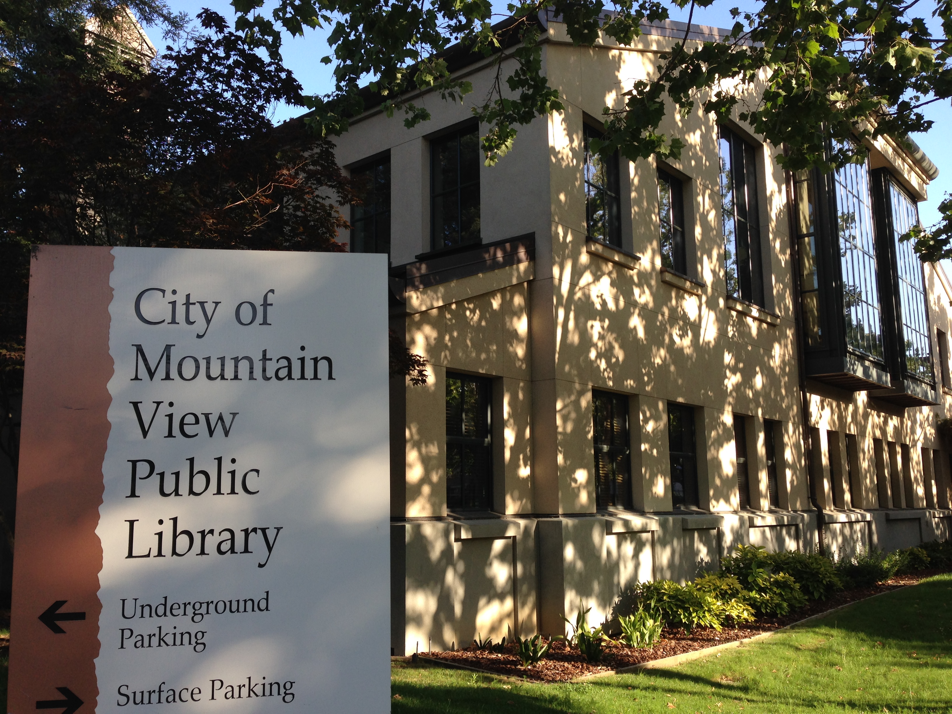 City Of Mountain View Library