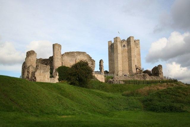 Conisbrough Castle - geograph.org.uk - 265571
