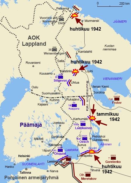 Suomen Tie Jatkosotaan 2009 TV TV