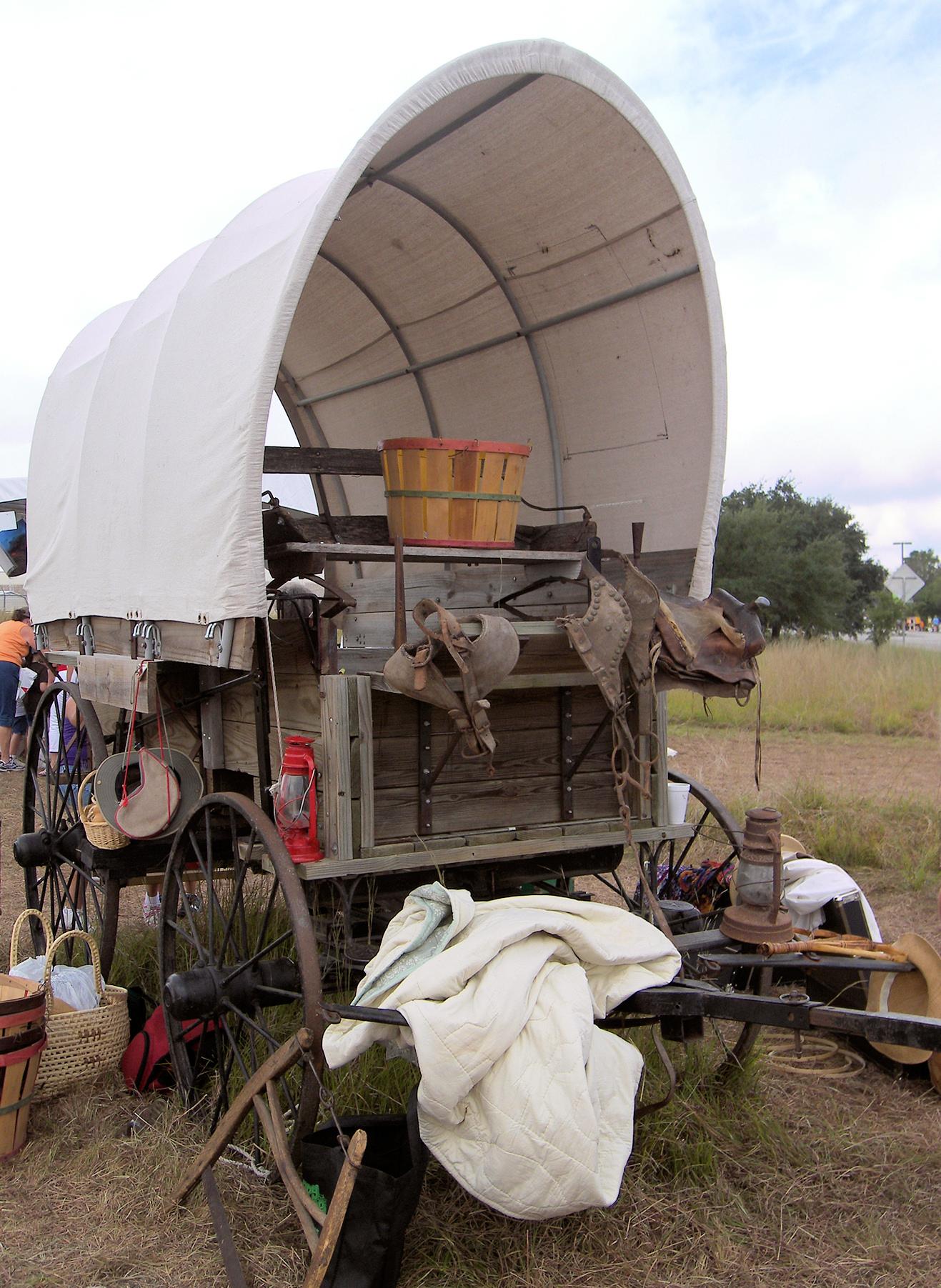 File:Covered wagon.jpg