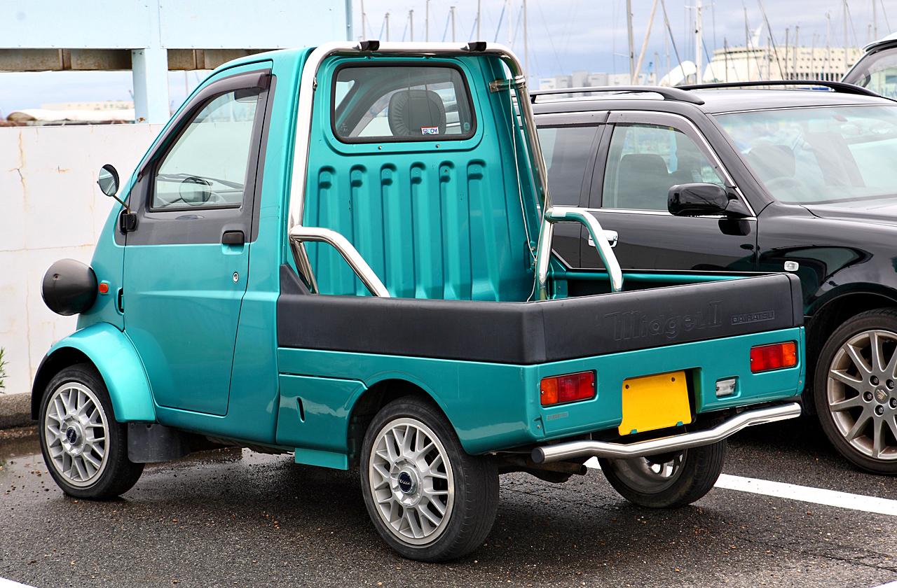 Daihatsu Midget Ii 94
