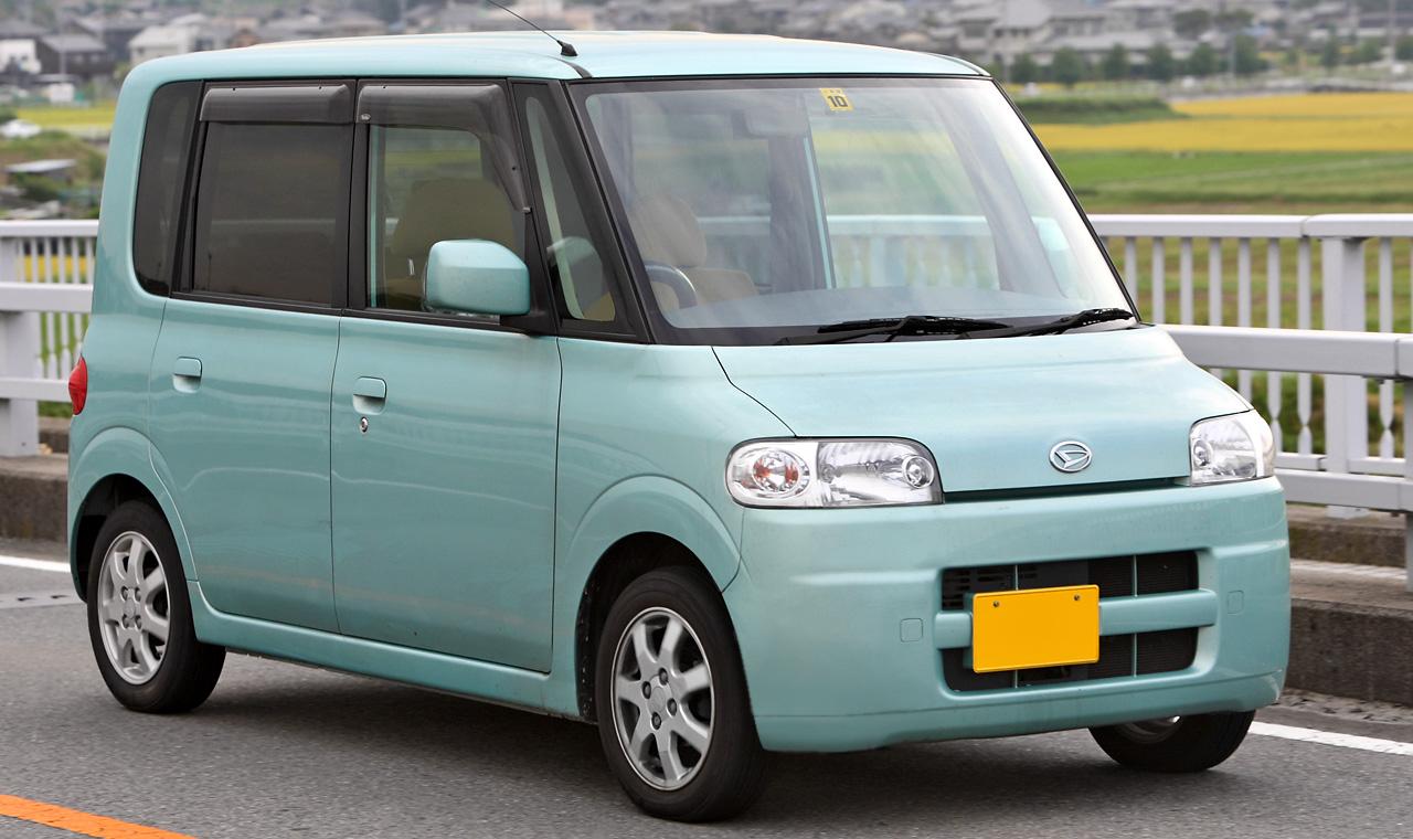 Daihatsu Tanto - Wikipedia on