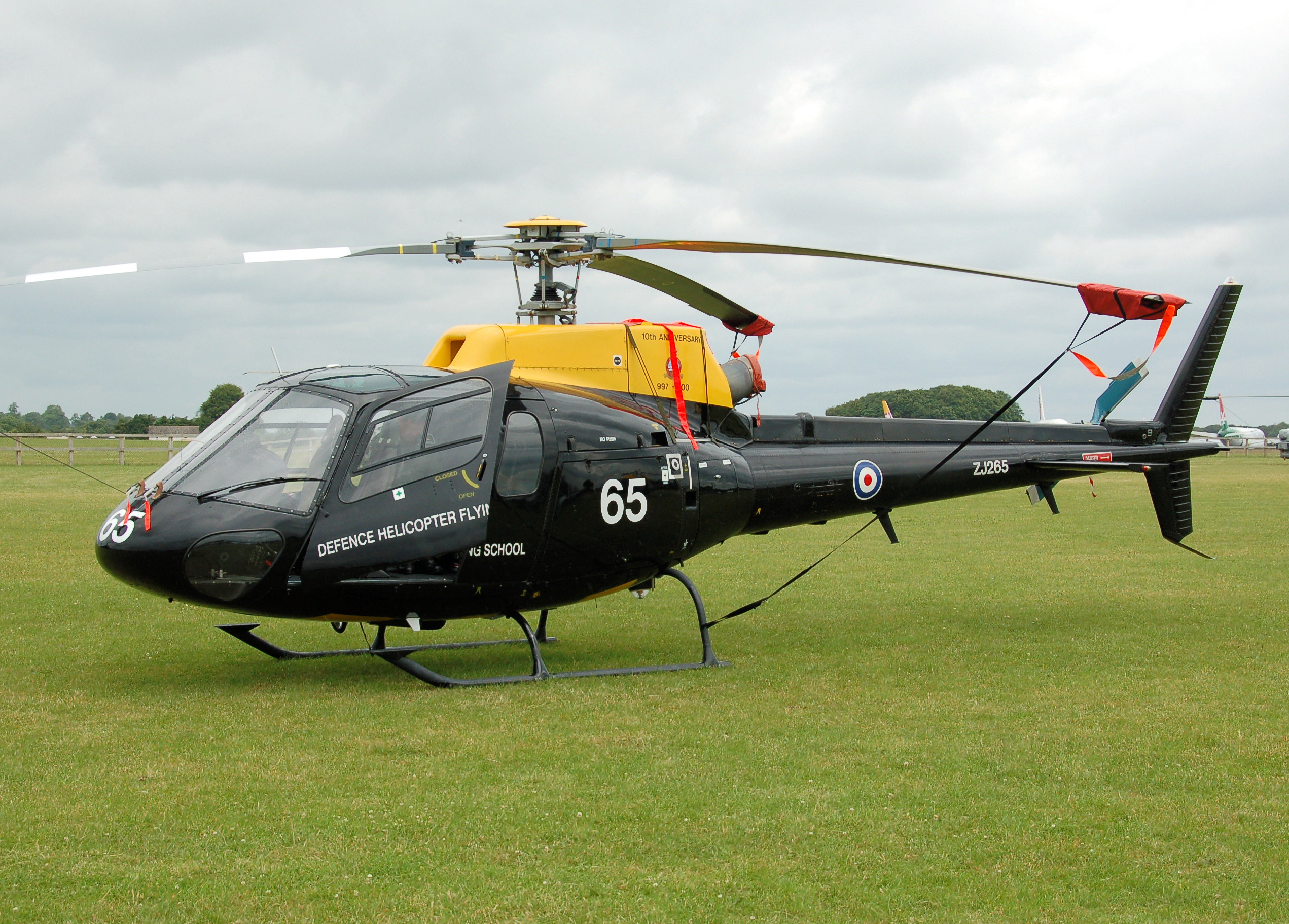 Eurocopter Squirrel Helicopter
