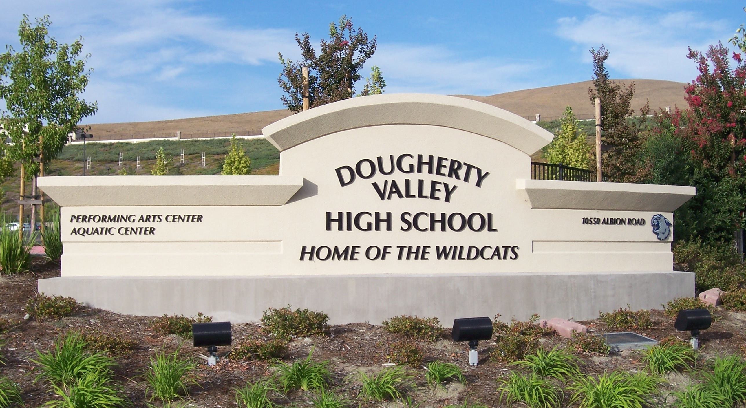 Dougherty Valley High School Wikipedia