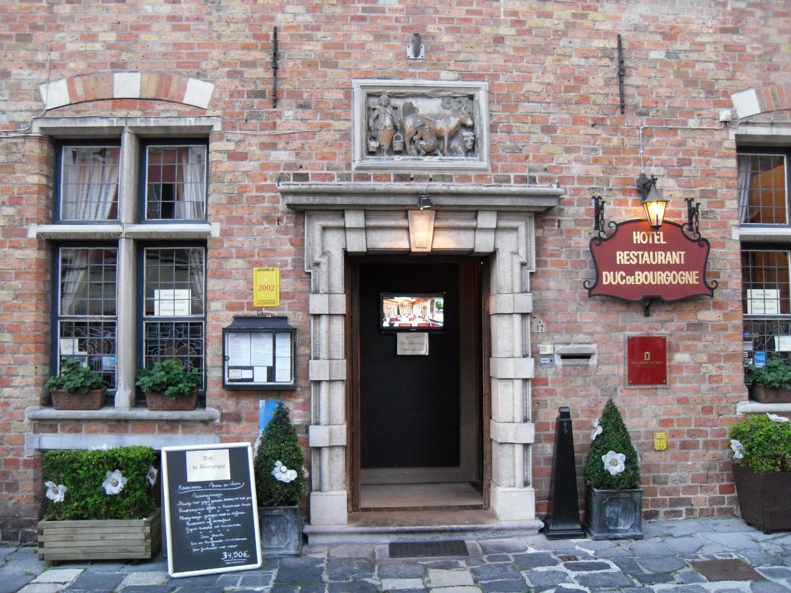 Hotel De Bourgogne Paris