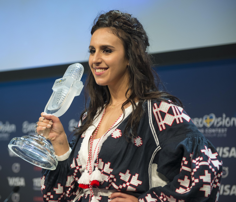 Jamala, vincitrice dell'edizione 2016