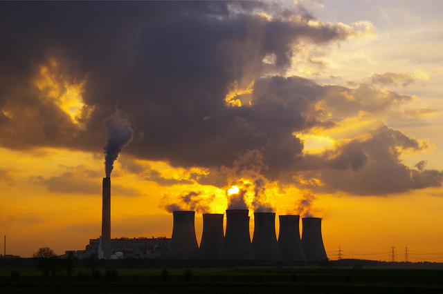 eggborough power station at sunset - geograph.org.uk - 1237134.jpg