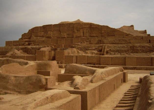 Historia de la Torre de Babel - Zigurat