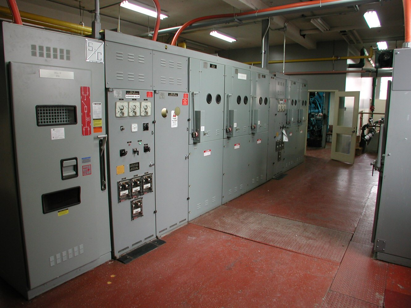 Enclosure Wiring Closet Data Diagrams Structured Leviton Electrical Room Wikipedia Weatherproof Enclosures Media
