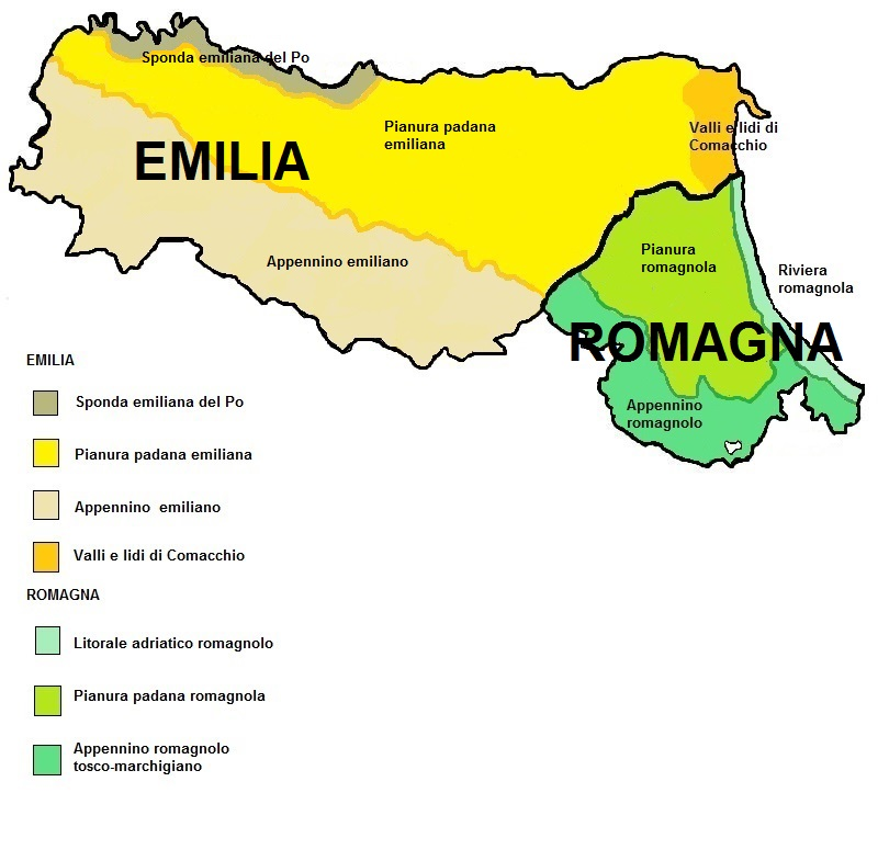 Emilia Romagna Cartina Province.File Emilia Romagna Cartina Territori Jpg Wikimedia Commons