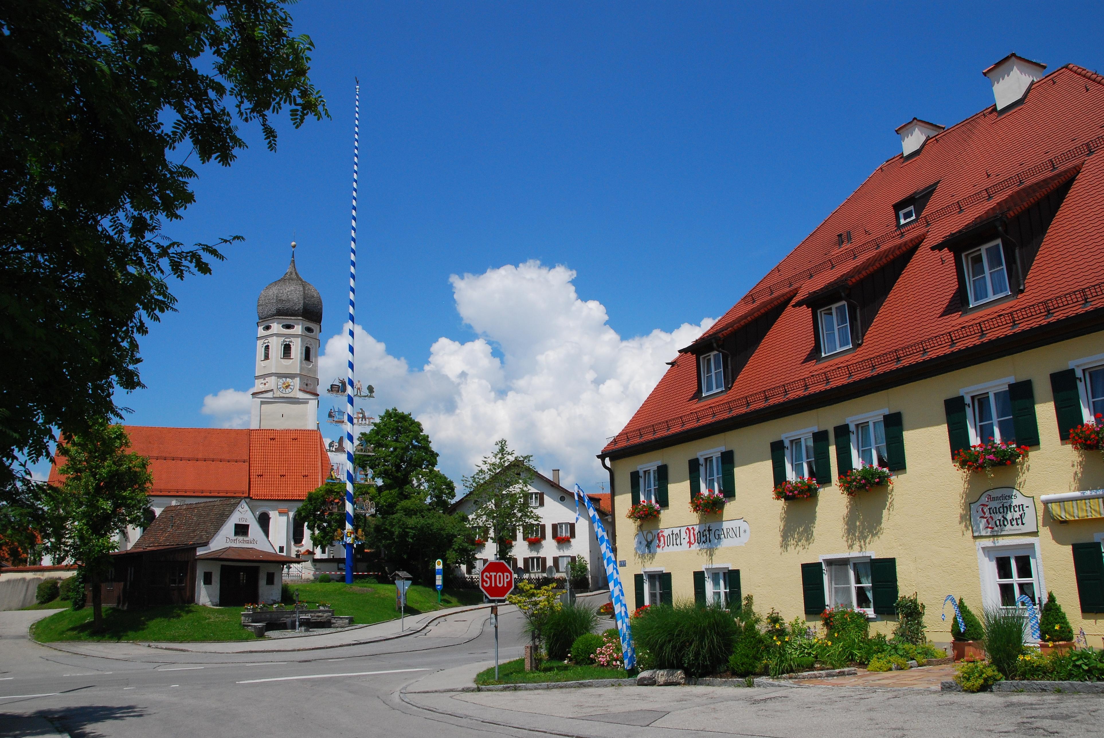 Andechs Hotel Zur Post