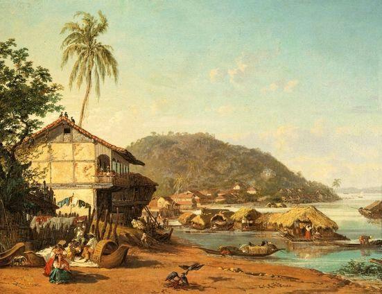 File:Ernest Charton - Puerto de Guayaquil.jpg