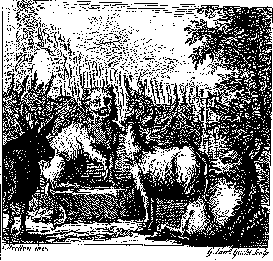 Fables. By the late Mr. Gay. Fleuron T013824-37.png English: Fleuron from book: Fables. By the late Mr. Gay. Date 1753 Source https://fleuron