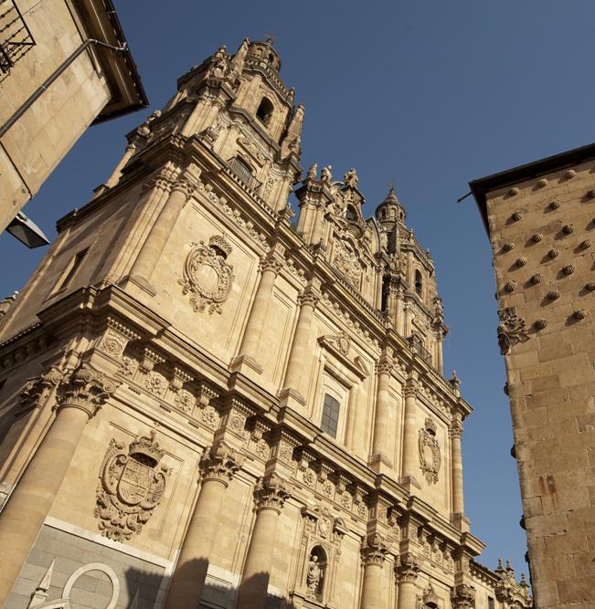 La Clerecía (Salamanca) - Wikipedia, la enciclopedia libre