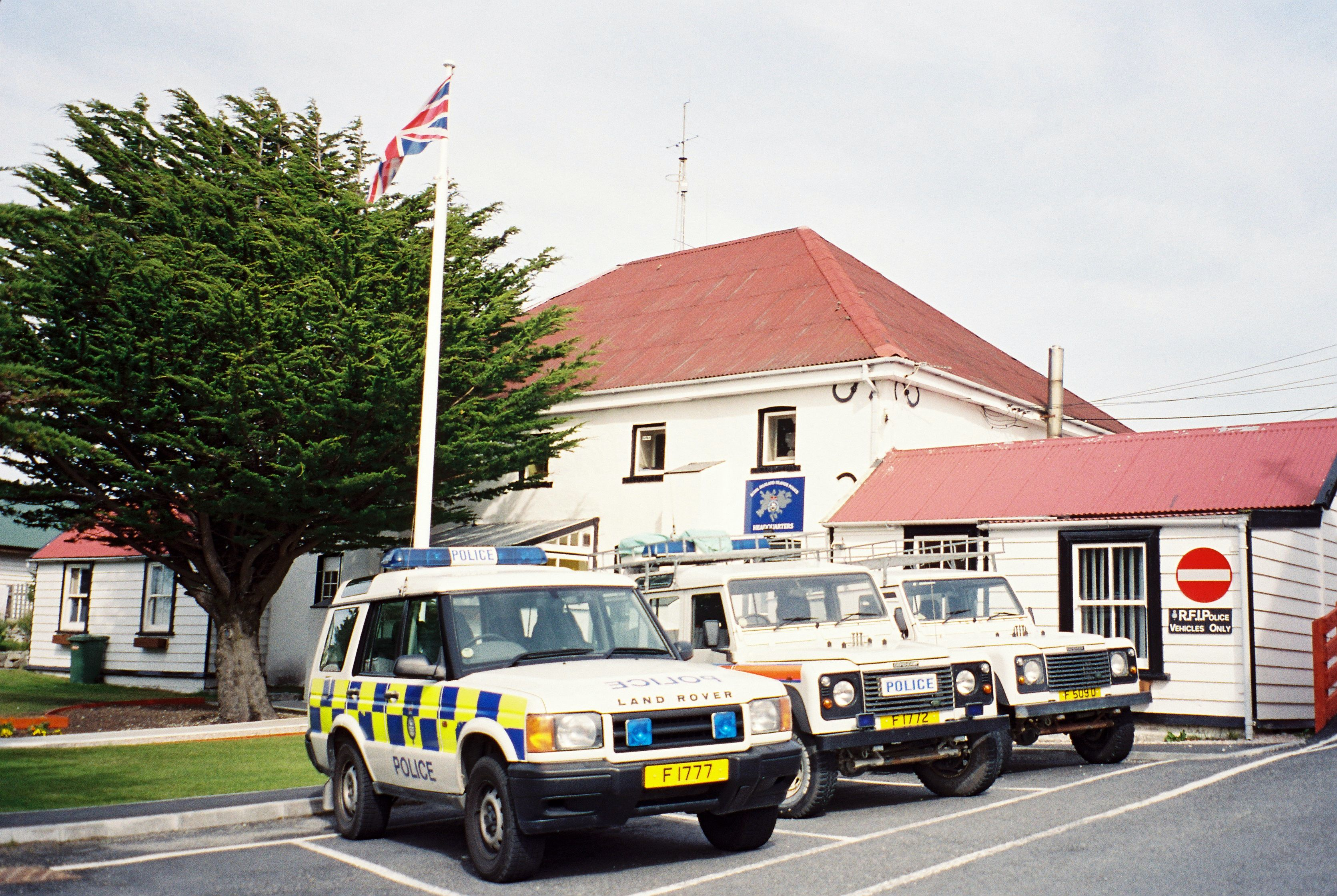 Royal Cayman Islands Police Law