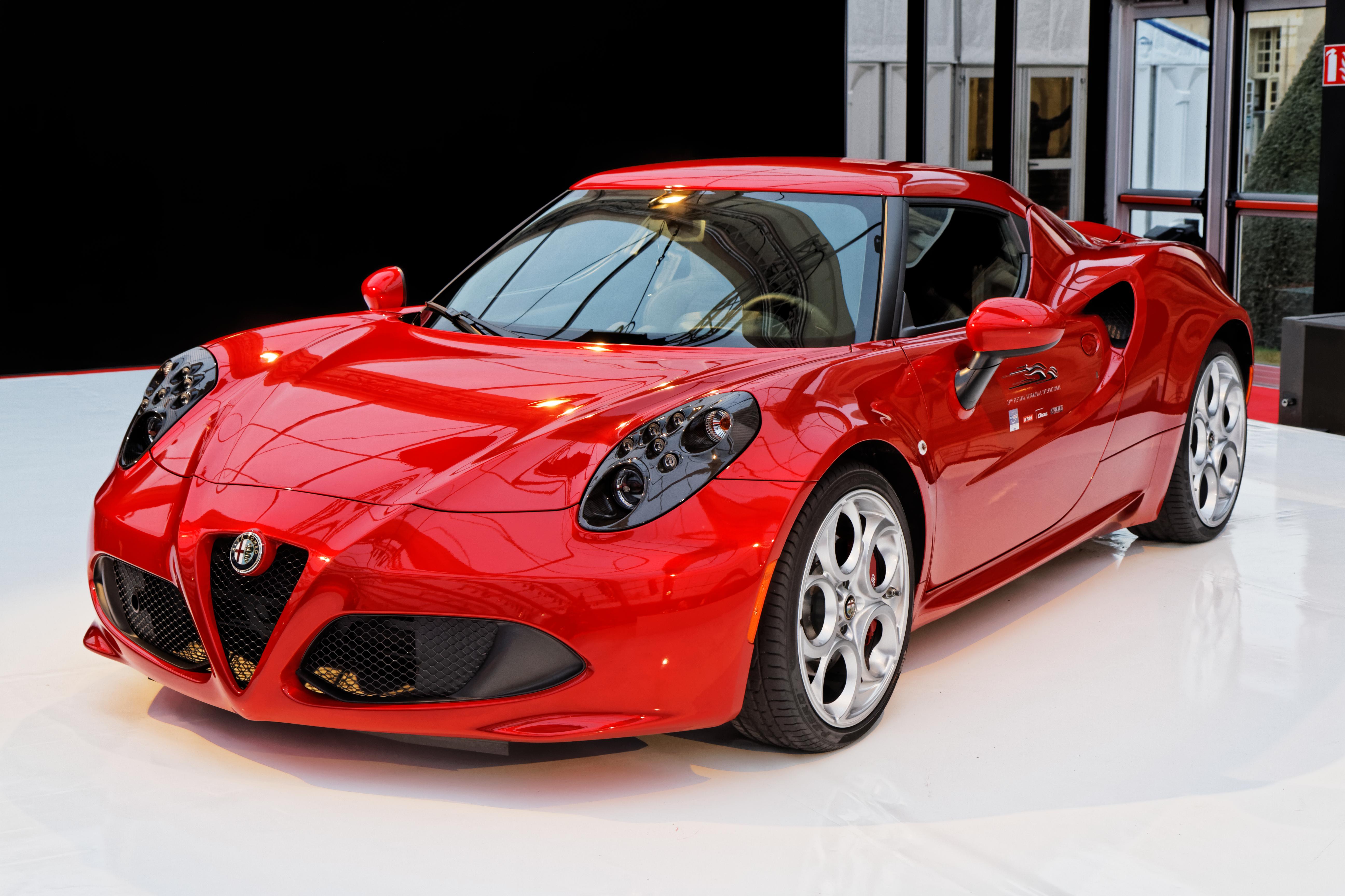 Alfa Romeo 4C >> File Festival Automobile International 2014 Alfa Romeo 4c